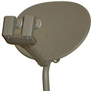 ► Satellite Dish Bell FTA ► Service ► Aiming ► Installation