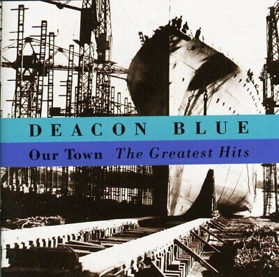 Our Town: The Greatest Hits - Deacon Blue (1994) (CD)