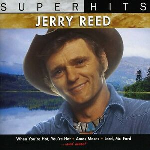 Jerry Reed - Super Hits [New CD]