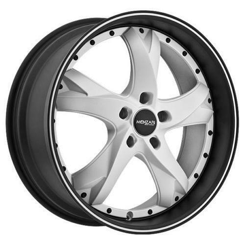 White Wheel Rims : White rims wheels tires parts ebay