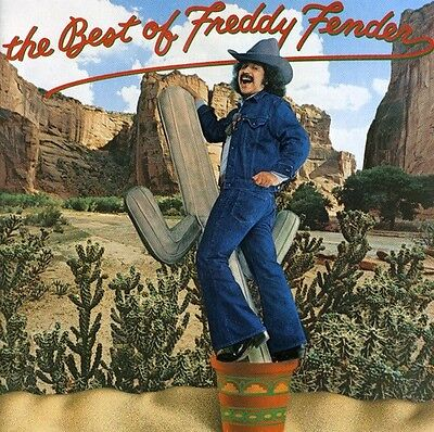 Freddy Fender   Best Of  New Cd