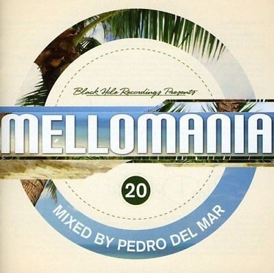 Mellomania 20: Mixed By Pedro Del Mar [CD]
