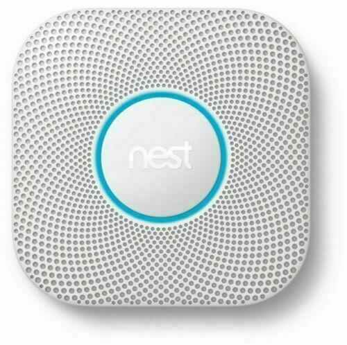 Google Nest Protect BATTERY Smoke/Carbon Monoxide Alarm 2nd Gen- BASE ONLY