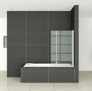 Chrome Folding Bath Screens