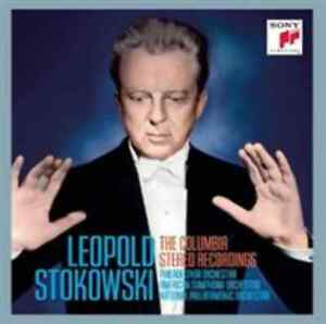 Leopold Stokowski: The Columbia Stereo Recordings CD / Box Set NEW