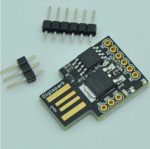 Digispark Kickstarter ATTINY85 Arduino General Micro USB Development Board