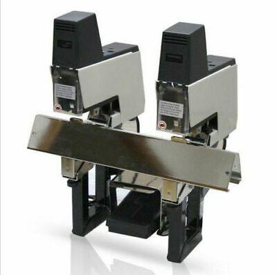 Brand New Dual head XDD106 Stapler / Two 106 Head Stapler Machine 220V or 110V