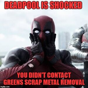 You want your scrap metal gone? call us ! we are always free