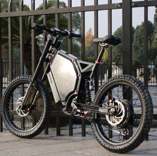 ODBRO 5000W Enduro Ebike Electric Mountain Bicycle Motorcycle 100KM/H - 60KRange (New - 6595.98 USD)