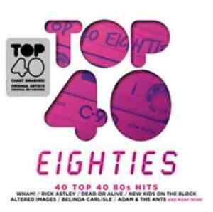 Various Artists-Top 40 Eighties CD NEW