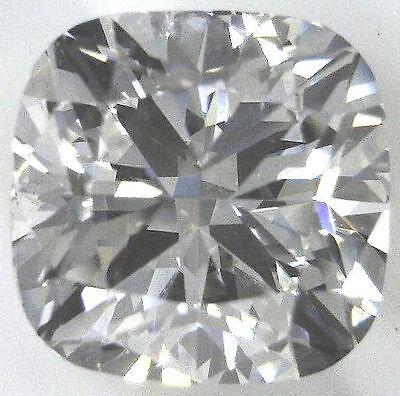 3 carat Cushion cut Diamond GIA report F color VS2 clarity no floures. loose