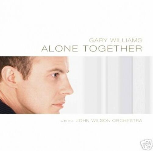 Gary Williams Alone Together Vocalion CD 2004