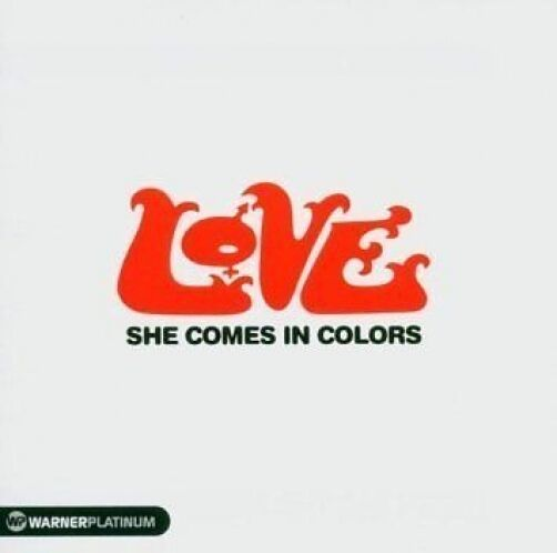 Love She Comes In Colors CD NEW SEALED Seven & Seven Is+