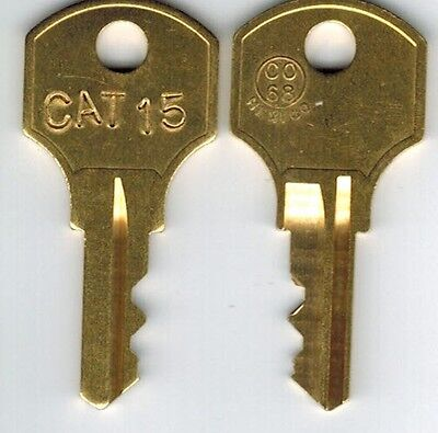 Harrington Signal Est Key Cat 15 Fire Alarm Key