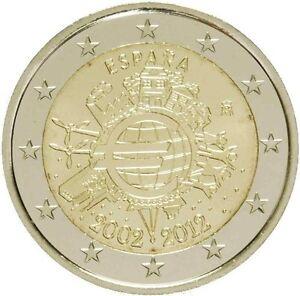 2 EURO COMMEMORATIVO 2012 EU SPAGNA SPANIEN SPANJE SPAIN ESPAGNE FDC UNC ROLL - Italia - 2 EURO COMMEMORATIVO 2012 EU SPAGNA SPANIEN SPANJE SPAIN ESPAGNE FDC UNC ROLL - Italia