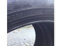 "22"" tyres"
