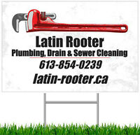 Plumbing, Drain Cleaning, Plumber ,Grease interceptor- cleaning