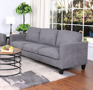 Parker Sofa on SALE for $499,very comfy.STOCKED, limited supply