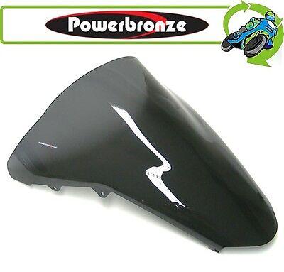 New Powerbronze Air Flow Screen Dark Tint Honda VFR800 VFR 800 VTEC 2002 to 2013
