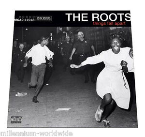 THE ROOTS - THINGS FALL APART  - DOUBLE 12