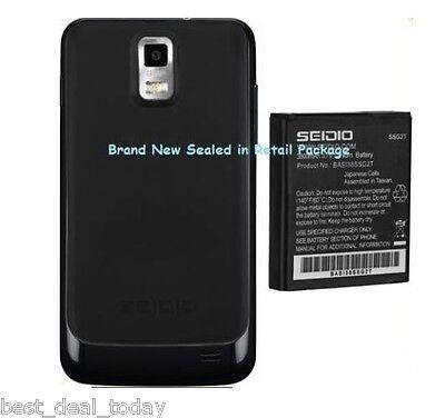 Skyrocket Extended Battery - Seidio Innocell Extended Battery For Samsung Skyrocket I727 AT&T Galaxy S2 S II