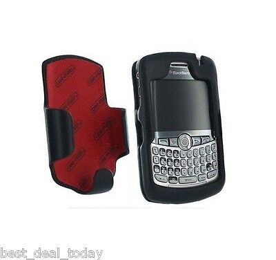 Case Mate Signature Leather Case +Holster Combo Blackberry Curve 8330 8310 8300 Blackberry Curve 8330 Holster