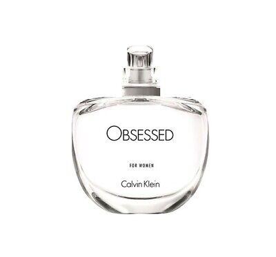 OBSESSED Calvin Klein Women 3.3 3.4 oz 100 ml *Eau De Parfum* Spray