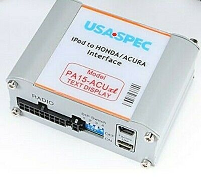 Aux in USA Spec PA15-GM 2003-2007 Chevrolet//GMC//Cadillac iPod//iPhone Interface