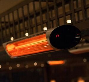 Veito Infrared Heater with Stand and Remote