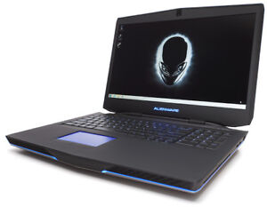 ALIENWARE 13'' to 18'' Gaming laptops starts 699$ to 2000 $