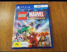 PS4 Lego Marvel Game WANTED! Birmingham Gardens Newcastle Area Preview