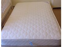 New Double mattress with rebounce