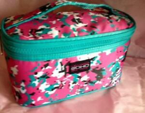 BRAND NEW MAKE UP COSMETIC CASE $5 RETAIL$14.99 PLUS TAX /ASSORT