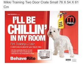 Dog training cage - Small