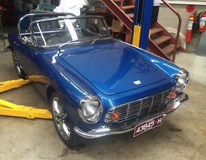 COLLECTABLE CLASSIC CARS - 1965 Honda S600 Woodside Adelaide Hills Preview