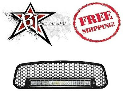 """Rigid Industries LED Grille W/ 30"""" RDS Series Light for 2013-2016 Dodge Ram 1500"""