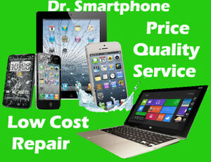 Lowest price Repair iPhone iPad Sony Blackberry Zenfone LG.