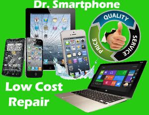 Cell Phones, Ipad, Tab, Laptop Low Cost Repair