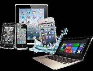 Réparation Iphones,iPad,iPod,Mac, laptops,consoles de jeux,TV