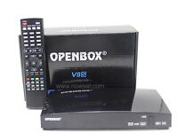 Open box V8S all channels sports movies Asian 1 year subscription sky