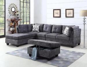 Brand New Modern Sectional sofa $349.99up