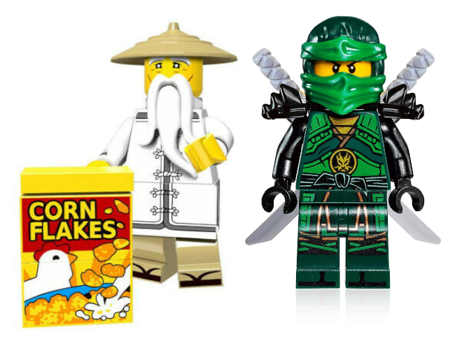 LEGO NINJAGO Neuf NEW Sticker for Set 70657-1 70657stk01