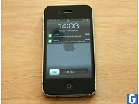 iphone 4s 16g in black