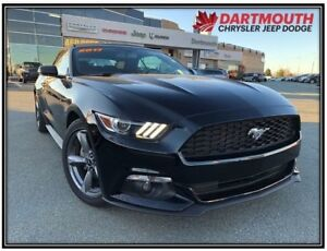 2017 Ford Mustang V6   Power Convertible Top