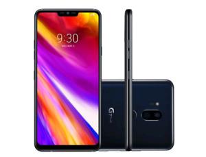 LG G7 THINQ, BLACK, Unlocked