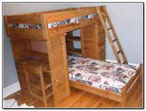 Bunk Beds - Solid Wood