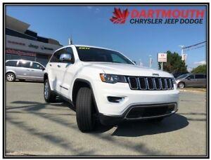 2017 Jeep Grand Cherokee Limited | 4x4