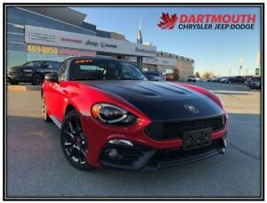 2017 Fiat 124 Spider Abarth | Convertible