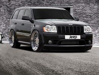 jeep grand cherokee tuning teile. Black Bedroom Furniture Sets. Home Design Ideas