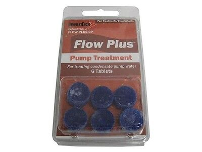 Diversitech Flow-plus-cp Replaces Scm-186-6 Flow-plus Condensate Pump Tablets